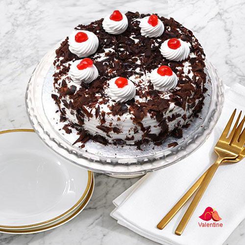 Black Forest Cake From Taj / 5 Star Hotel Bakery