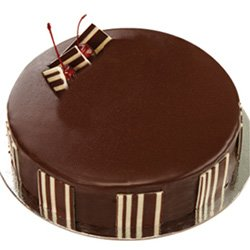 Flavorsome Glee 4.4 Lbs Chocolate Cake