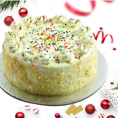 Creamy Choice 2 Kg Vanilla Cake