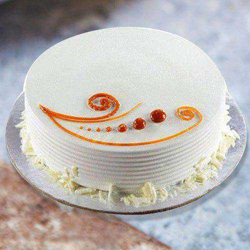 Exclusive 1 Lb Vanilla Cake