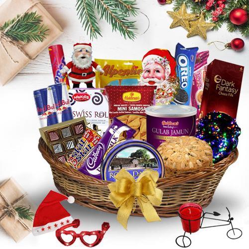 Tantalizing Awaiting Christmas Gift Hamper<br>