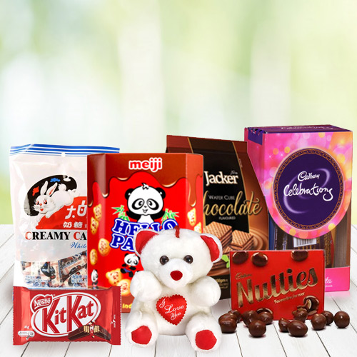 Stunning Chocolate Hamper