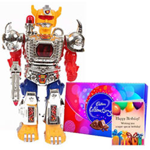 Joyful Birthday Combo Gift for Kids
