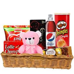 Online Gift Combo of Gourmet Treats