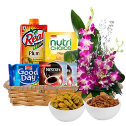 Online Gift Combo of Healthy Gourmets