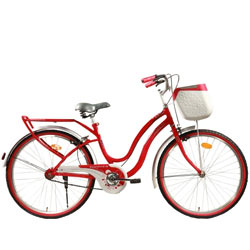Discernible BSA Ladybird Dazz Bicycle