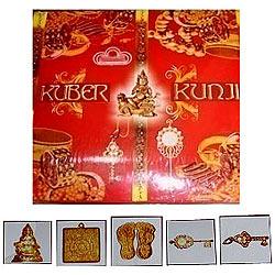 Exclusive Gold Plated Kuber Kunji