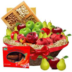 Thrilling Sweet Gesture Gift Basket