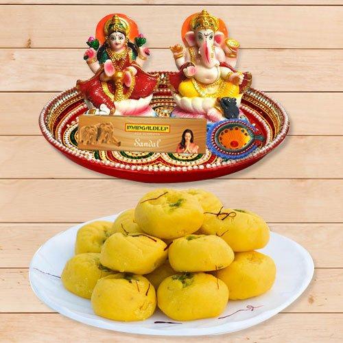 Diwali special thali