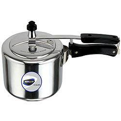 Nirlep Sakhi 3 ltr. Inner Lid Pressure Cooker