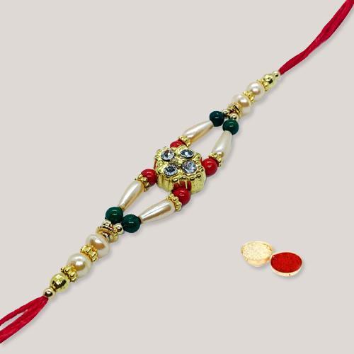 Breathtaking Rakhi Thread for Brother