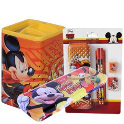 Cool Kids Delight Disney Mickey Stationary Set