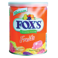 Order delicious Foxs Candy Bar