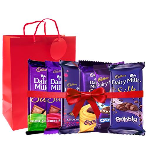 Amazing Cadbury Dairy Milk Collection