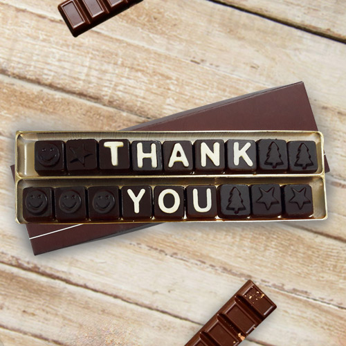 Luscious Sorry Homemade Chocolates Pack