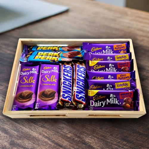 Yummy Chocolates Gift Hamper