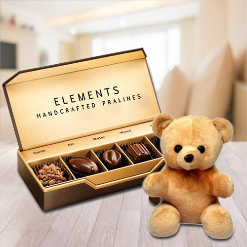 Teddy N Elements Chocos from ITC Combo