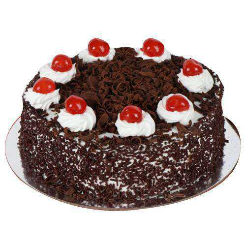 Mouth-Watering Black Forest Cake