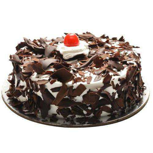 Pleasurable Black Forest Cake