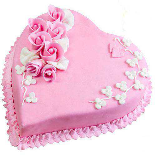 Marvelous Love Cake from 3/4 Star Bakery