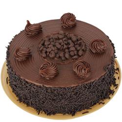 Designer Anniversary Chocolate Cake