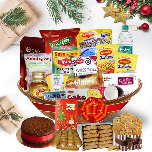 Tempting Christmas Eve Gift Hamper<br>