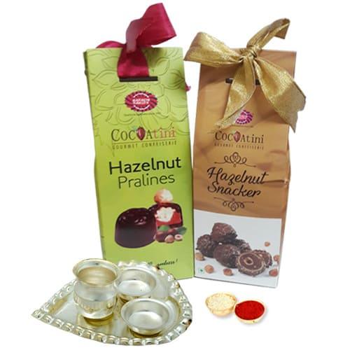 Karachi Bakerys Hazelnut Chocolates Hamper