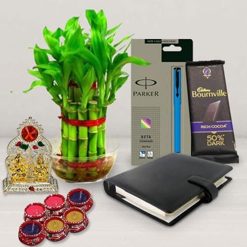 Eco Friendly Diwali Gift Combo