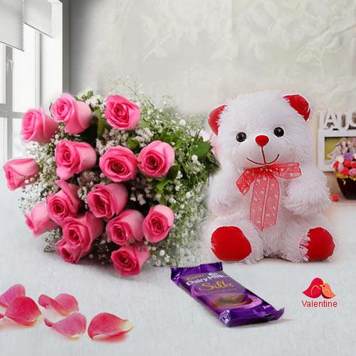 Sign of Unconditional Love Valentine Hamper