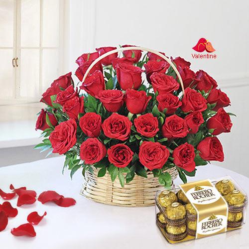 You are My Devotion Valentine Hamper