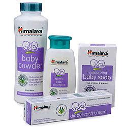 Exclusive Himalaya Babycare Gift Jar