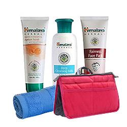 Energetic Arrangement of Himalaya Herbal 3-in-1 Face Care Pack