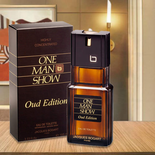 Amazing Bogart Jacques One Man Show Eau De Toilette