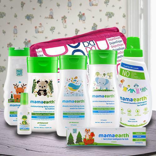 Amazing Mama Earths Kids Care Gift Hamper