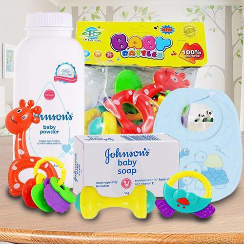 Exclusive Baby Set of Summer Essentials