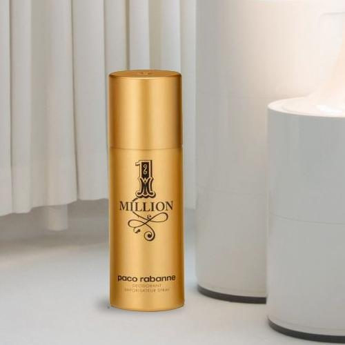 Aromatic Paco Rabanne 1 Million Deodorant Spray for Men