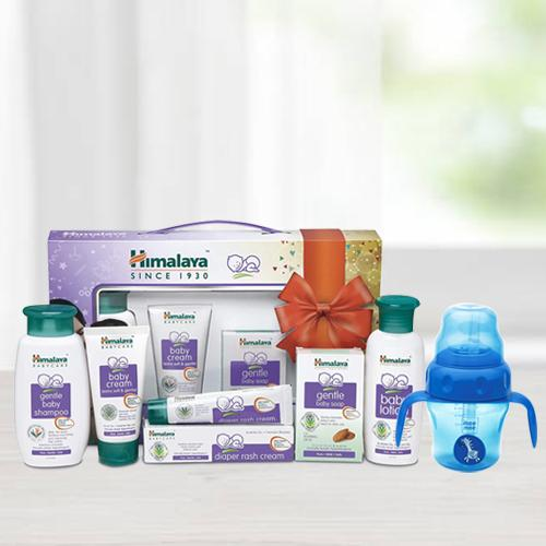 Beautiful Looking Himalaya Baby Care Gift Pack