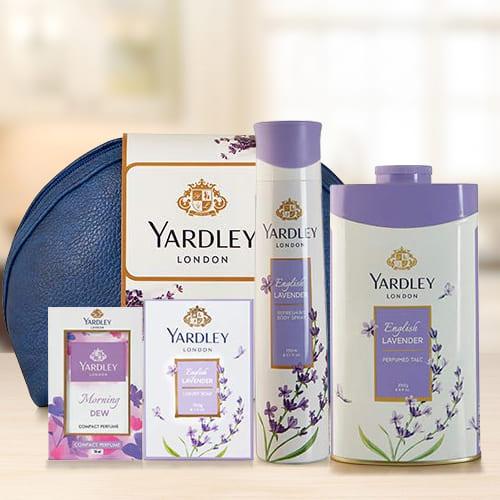 Fragrant Yardley English Lavender Gift Kit