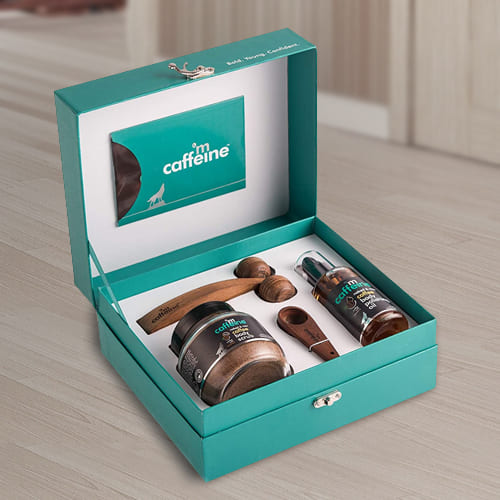 Luxurious Coffee De-stress Gift Kit