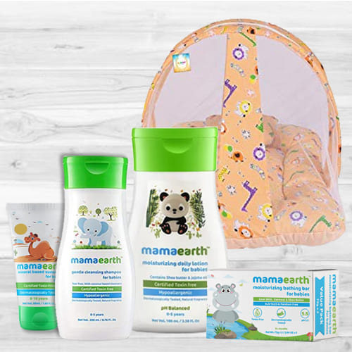 Stylish New Born Baby Care Gift Hamper