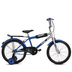 Impressive and Nimble BSA Champ Rocket Bicycle<br>