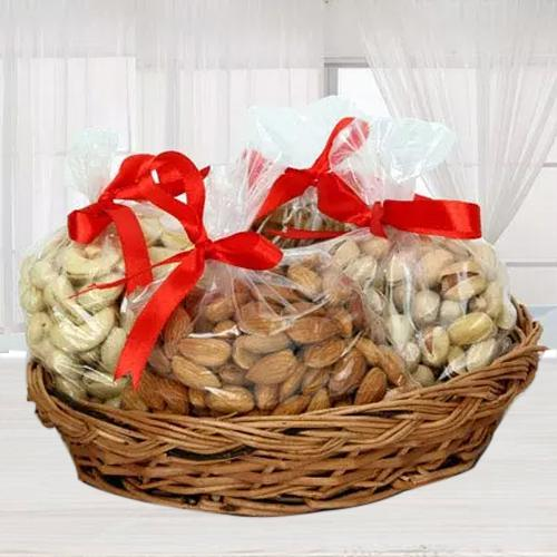 Special Basket of Premium Dry Fruits