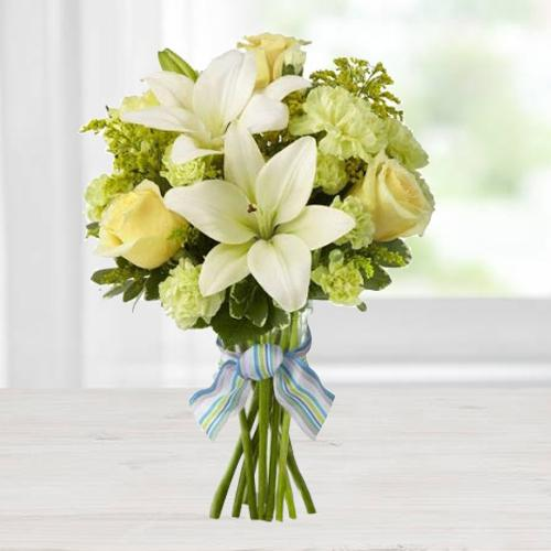 Amazing Bouquet of Assorted Flowers