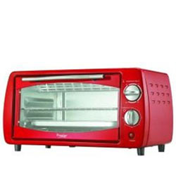 Auspicious Oven Toaster and Griller (Red) from Prestige