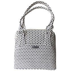 Spry Pomp Ladies Leather Handbag from Rich Born