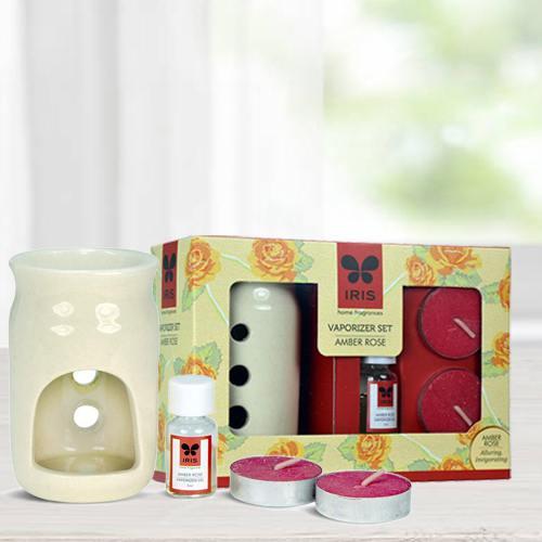 Wonderful Iris Ceramic Vaporizer
