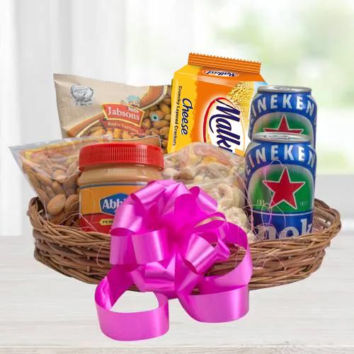 Amazing Gourmet Gift Basket