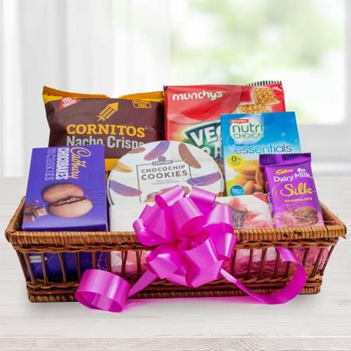 Wonderful Gourmet Gift Basket