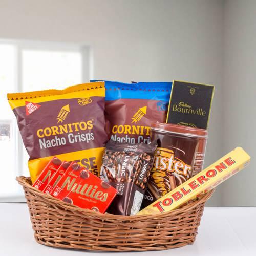 Marvelous Gourmet Gift Basket