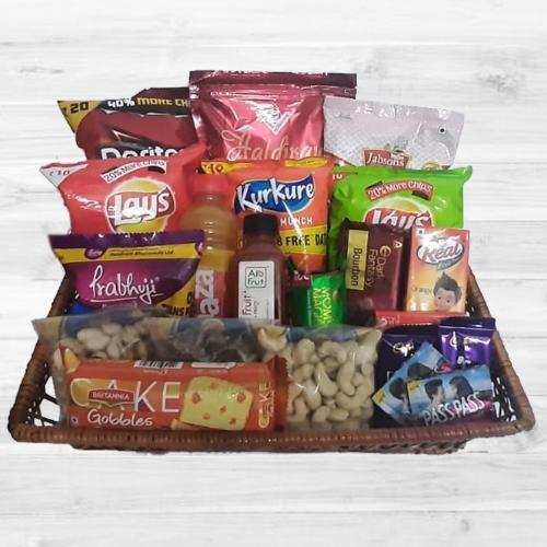 Remarkable Snack Time Gift Hamper
